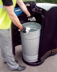 Pewsham Recycling Unit PRU400 - Langley Design