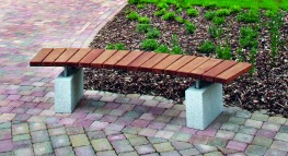 The Sheldon Bench SBN305 is a standard curved benching solution for social seating areas with curved landscapes. The vertically slatted timber or recycled bench top bench top and plinth mounted framework is a great choice customers wanting a slight curve to th...