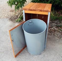 Sheldon Litter Container SLC306 - Langley Design