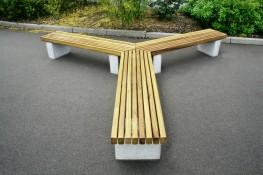 LBN116 - Tri Bench image