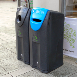 PRU401- Recycling Bin - Langley Design