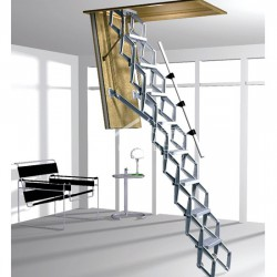 Commercial Heavy Duty Loft Access Ladder image