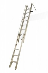 Commercial Loft Ladder image