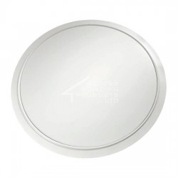 Circular ceiling access panel with picture or beaded frame options. 6 Stock sizes. Sleek finish with concealed fixings....