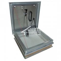 Premium Aluminium Roof Hatch image