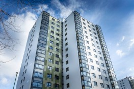 PVCu Tilt & Turn Windows medium to high rise buildings A++ U values as low as 0.8 W/m2K image