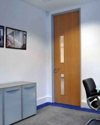 Standard Wood Flush Door - SAS International Ltd