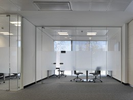 System 8000 SG is a single glazed partitioning system that can incorporate differing thicknesses and glass types to meet project criteria. System 8000 SG offers an aesthetically modern design, either as full glass partitioning system or integrated with drywall...