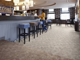 Flotex Flocked Flooring - Calgary image
