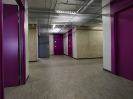 Marmoleum Decibel sheet acoustic linoleum - Forbo Flooring Systems