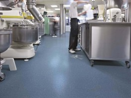 Safestep R11 Health and Safety Executive compliant safety flooring - Forbo Flooring Systems