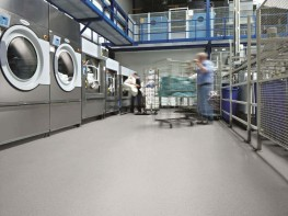 Safestep R12 Health and Safety Executive compliant safety flooring image