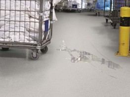 Safestep R12 Health and Safety Executive compliant safety flooring - Forbo Flooring Systems