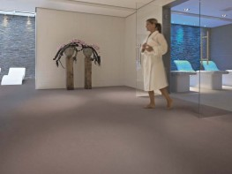 Surestep Laguna Health and Safety Executive compliant safety flooring - Forbo Flooring Systems