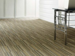 Tessera Barcode tufted low level loop pile carpet tile image