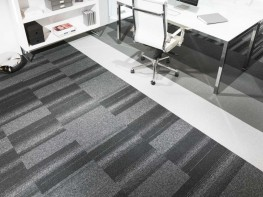 Tessera Create Space 2 tufted level loop pile carpet tile image