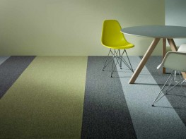 Suitable for every type of commercial installation, Teviot can be specified with confidence throughout the building, wherever an attractive and particularly hardwearing modular floor covering is required. Manufactured from 100% Aquafil polyamide, and boasting ...