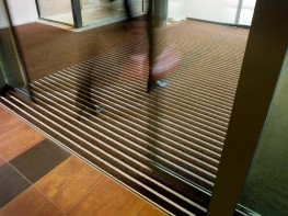 Rigid Entrance Systems - Nuway Grid image