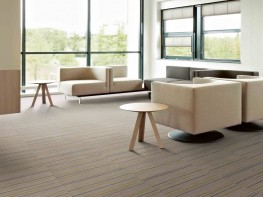 Flotex Flocked Flooring - Pinstripe image