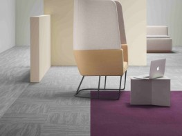 Synergy workspace luxury vinyl tile and carpet tile collection image