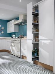 Remo Matt White Kitchen - Elite Trade and Contract Kitchens Ltd