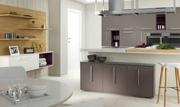 Porter Painted Kitchen - Elite Trade and Contract Kitchens Ltd