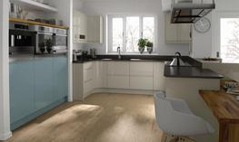 Remo Painted Kitchen image