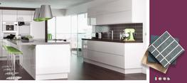 Lucente White Gloss Kitchen image