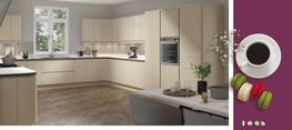 Lucente Stone High Gloss Kitchen image