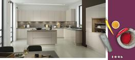 Lucente Pavilion High Gloss Kitchen image