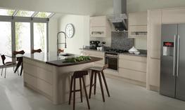 Remo Beige Kitchen image