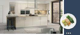 Vivo Gloss Stone High Gloss Kitchen image