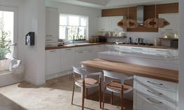Milbourne Chalk Kitchen image