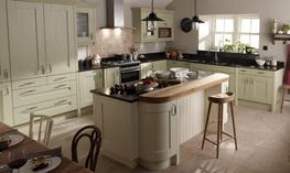 Milbourne Alabaster Kitchen image