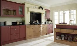 Broadoak Painted Kitchen image