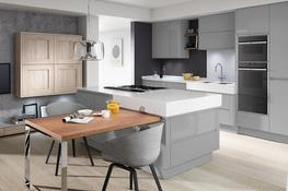 Remo Silver Grey Kitchen image