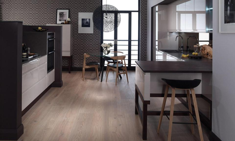 Remo Cashmere Kitchen by Elite Trade and Contract Kitchens Ltd