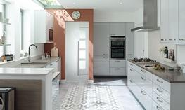 Porter Dove Grey Kitchen image