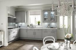 Milbourne Partridge Grey Kitchen image