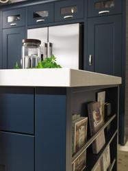 Fitzroy Painted Kitchen - Elite Trade and Contract Kitchens Ltd
