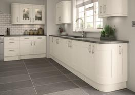 Cartmel Hand Painted Made To Order Matt Kitchen - Elite Trade and Contract Kitchens Ltd