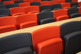 Type Lecture Theatre Seating image