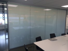 Switchable Smart Glass Single Glazing image