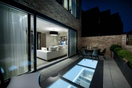 The Flushglaze is simplicity itself, a minimalist fixed rooflight with 'frameless' internal views designed to allow as much natural daylight into a room as possible. The Flushglaze is manufactured using high performance toughened heat soak tested low emissivit...