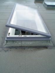 Hinged Rooflights - Glazing Vision Ltd