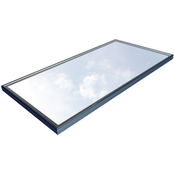 Flushglaze Fire Rated Rooflight image