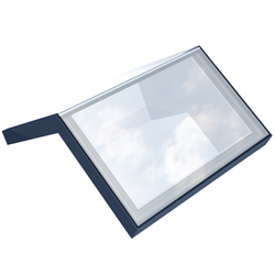 Ridgeglaze Fixed Rooflight - Glazing Vision Ltd