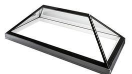 Fixed Pyramid Rooflight - Glazing Vision Ltd