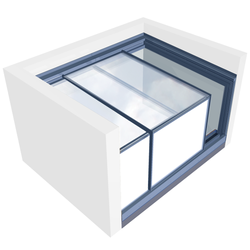 Three Wall Box Rooflight image