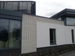 Townend Court NHS Learning Disability Unit using Lignacite Roman Brick